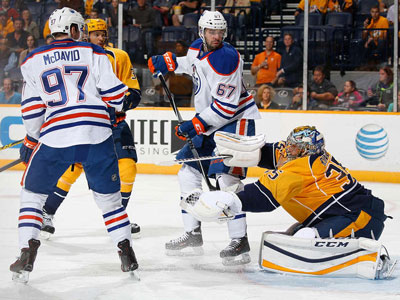 Oilers: Solid Effort But Offensive Road Woes Continue