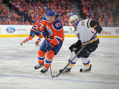 The Edmonton Oilers And Losing With Purpose