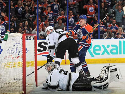 Oilers Drop Heartbreaker On Controversial Call