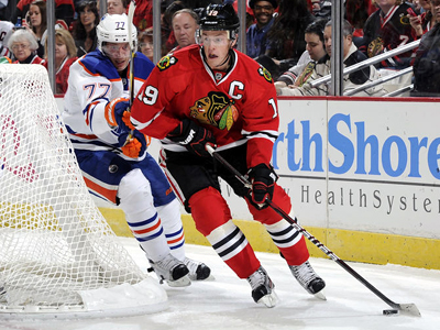 Blackhawks ink both Toews and Kane to eight year extensions