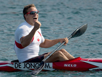 2012 Olympics -  de Jonge earns Canada another bronze in London