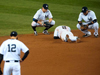 MLB - Yankees in tough after losing Jeter in the ALCS opener