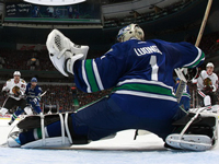 Canucks Luongo will silence critics in 2013-14