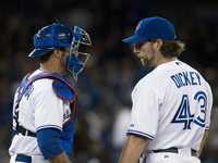 MLB: Masterson and Cabrera combine to ruin Jays season opener