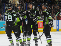 Oil Kings trounce Hitmen in season opener