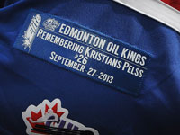 Oil Kings pull off come from behind win on Kristians Pelss Night