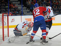 Oil Kings collapse in third period, fall to Hurricanes