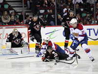 Lazar nets winner in Oil Kings win over Hitmen