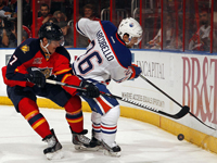 Arcobello the hero in Oilers OT win over Panthers
