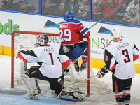 Oil Kings destroy Warriors in return to Rexall Place