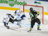 Moroz comes up big in Oil Kings win over Swift Current