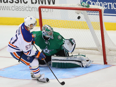 Oilers ride the Bryz - Dubnyk Show to comeback win in Dallas