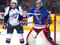 Spits Edge Rangers on late Povorozniouk goal