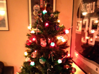 Belanger Man Cave Tree - Show us your Trees!