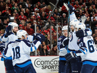 The Winnipeg Jets and the Western Conference playoff chase