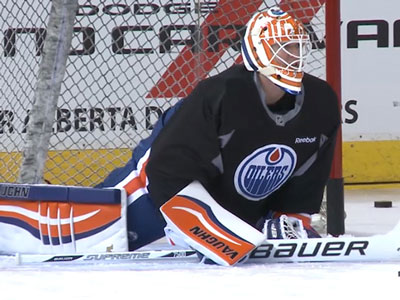 Oilers: If Ben Scrivens is the answer, then what was the question?