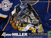 Miller's new Blues mask isn't a miss, but it's not a hit either