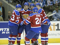 Oil Kings in good shape after weekend split at 2014 Memorial Cup