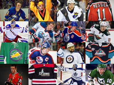 TIMEOUT - What is your favourite NHL jersey?