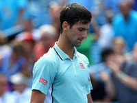 Cincinnati Masters: Murray survives scare, while Djokovic bows out quietly