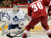 Slow start costs Maple Leafs in desert
