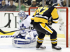 Leafs Fall To Pens In OT
