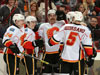 Hudler, Ramo lead Flames in shutout win vs. Coyotes