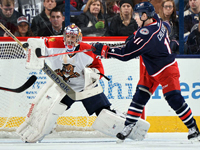 Jenner helps Blue Jackets end skid, defeat Panthers