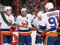 Islanders top Senators to sweep home-and-home