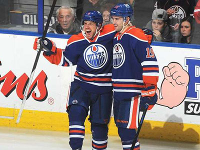 Oilers: Puck Luck and Goaltending