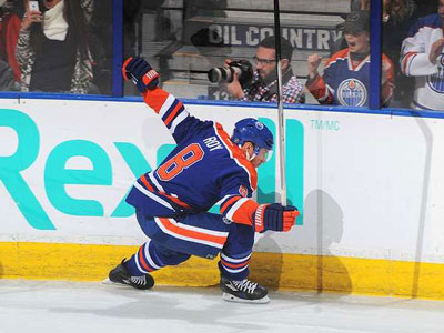 Oilers: Todd Nelson and having fun again