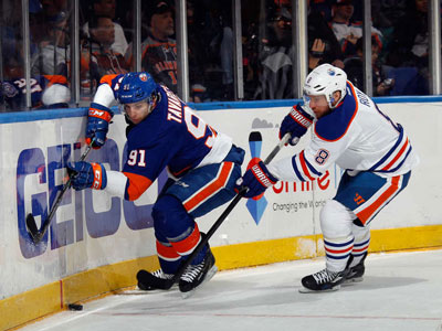 Oilers: Tough finish but a solid effort in Long Island
