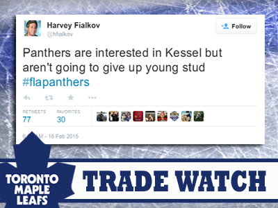 Maple Leafs Trade Watch: Kessel to Florida?