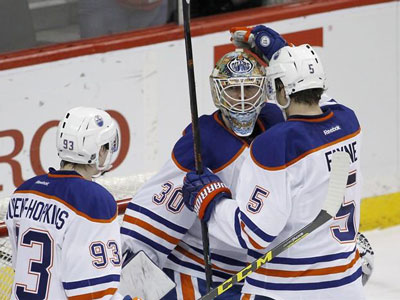 Oilers: The good and bad that is Ben Scrivens