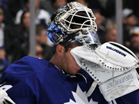 Maple Leafs spanked again on a Saturday night
