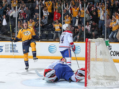 Habs vs Preds: Rinne outduels Price in OT thriller