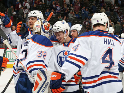 Oilers:  Meaningless Wins vs Generational Talent