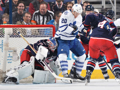 Maple Leafs get pounded in Columbus, There is always next year,