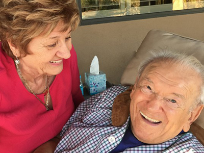 "Windsor Couple ""thrilled"" to support local Parkinson's research"