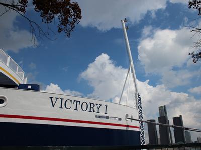 SNAPSHOT - Victory 1 Cruises to Chicago