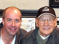 Hometown Hockey - Johnny Bower Memories