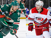 Niederreiter traded to Hurricanes by Wild