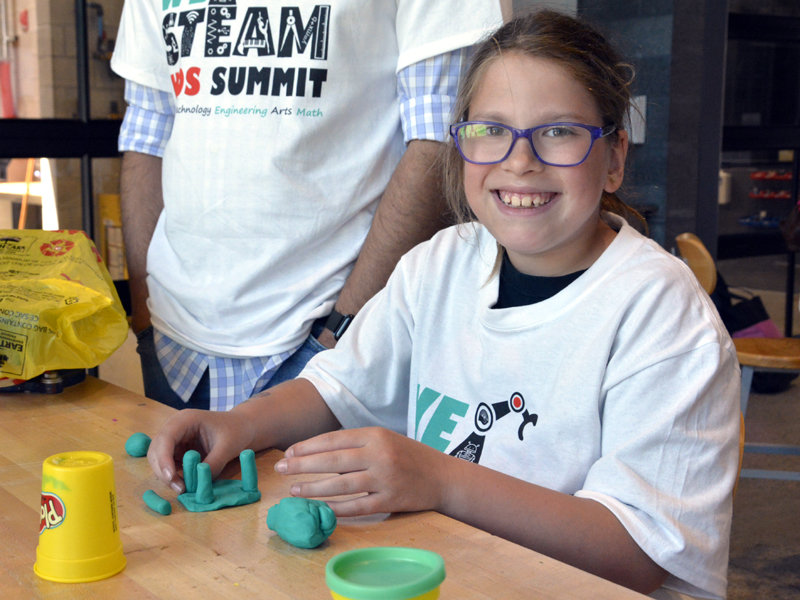 WE-STEAM Kids Summit celebrates youth, technology
