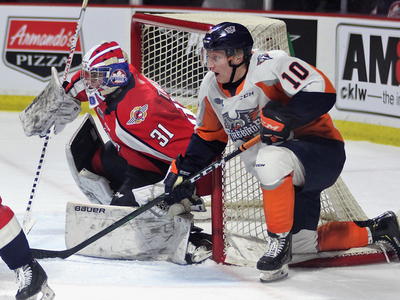 Flint sparked a big victory over the Spitfires