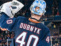 Devan Dubnyk Returns: