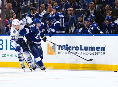 The Lightning bully the Leafs, as Toronto gets handed back to back defeats