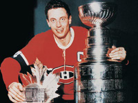 A fitting tribute for Jean Beliveau