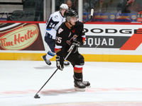 Chase scores SO winner, as Hitmen edge Broncos