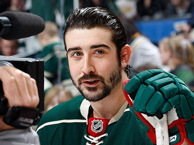Clutterbuck could be a good fit for the Oilers