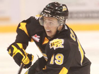 Wheat Kings Cooper continues dominance of Warriors with OT winner